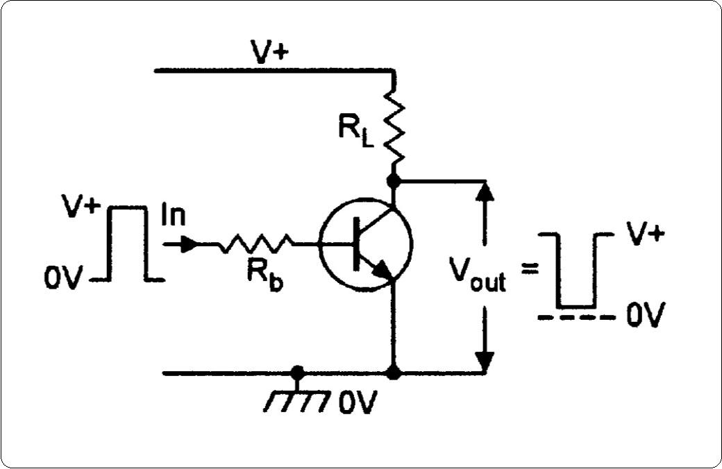 Инвертируемый сигнала схема