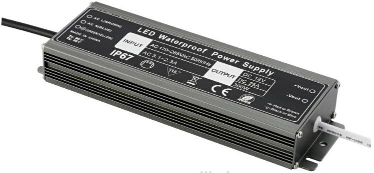 LED-Power Supply-examlpe-1-Hardwae-Pro