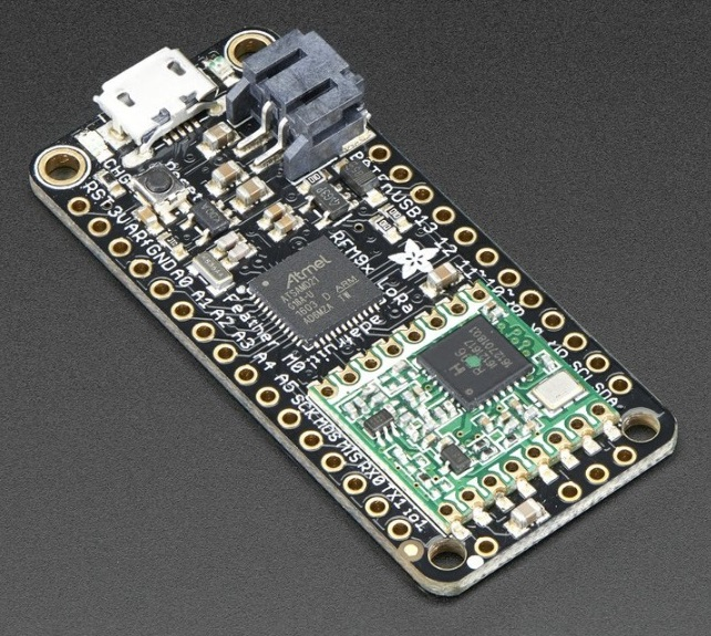 RFM95-LoRa-0-Hardware-Pro