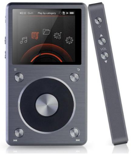 FiiO X5 - 2 - Hardware-Pro