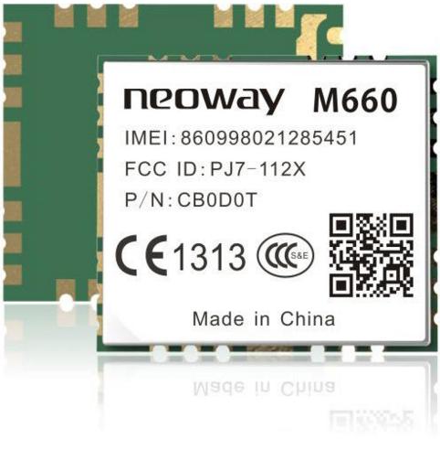 M660 NEOWAY - Hardware-Pro