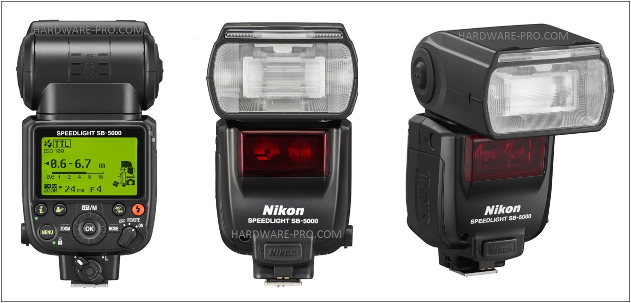 Nikon D500-FlashLight 8AA-Hardware-pro