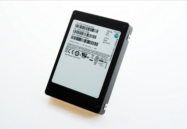 Samsung 15.36 TB - PIC2 SSD Hardware-Pro