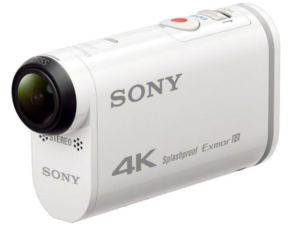 Sony FDR-X1000V_W 4K Action Cam-Hardware-Pro