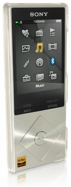Sony NWZ-A15 - Hardware-Pro