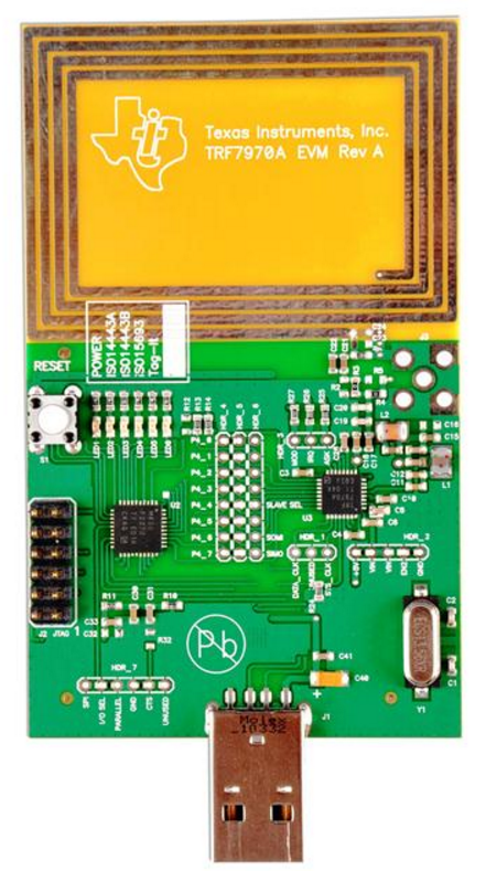 TRF7970AEVM-Hardware-Pro