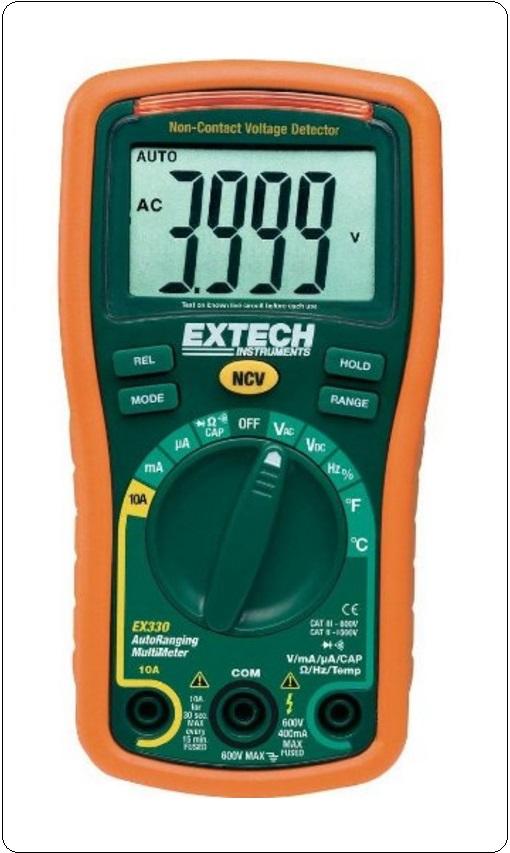 EXTECH EX330-9-Hardware-Pro