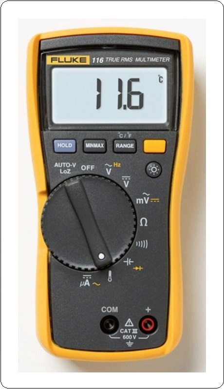 FLUKE-116-3-Hardware-Pro