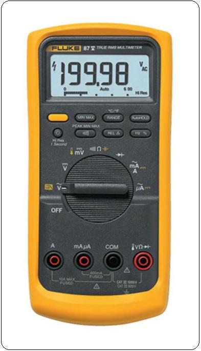 FLUKE 87V-1-Hardware-Pro