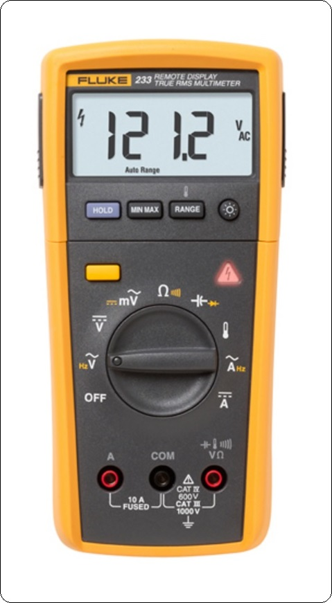 Fluke Fluke-233//A Remote Display Digital Multimeter Kit