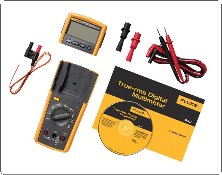 Fluke-233-4-Hardware-Pro