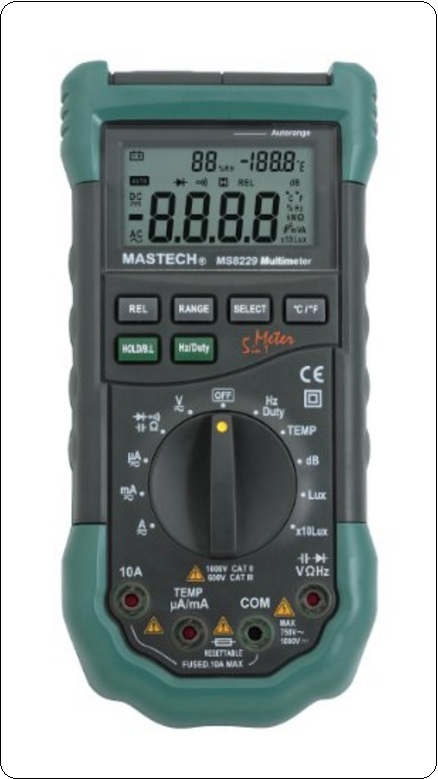MASTECH MX8229-8-Hardware-Pro