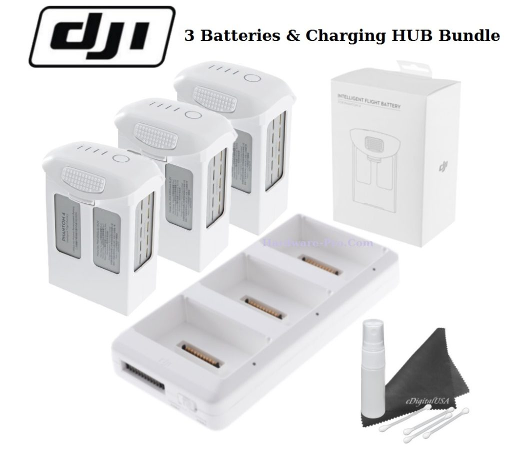 3batteries and Charging HUB Bundle-8-Hardware-Pro