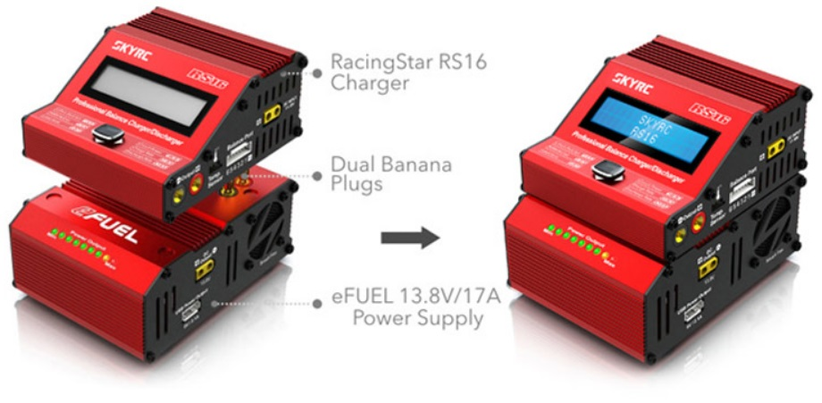 Blance Charger RS-16-8-Hardware-Pro