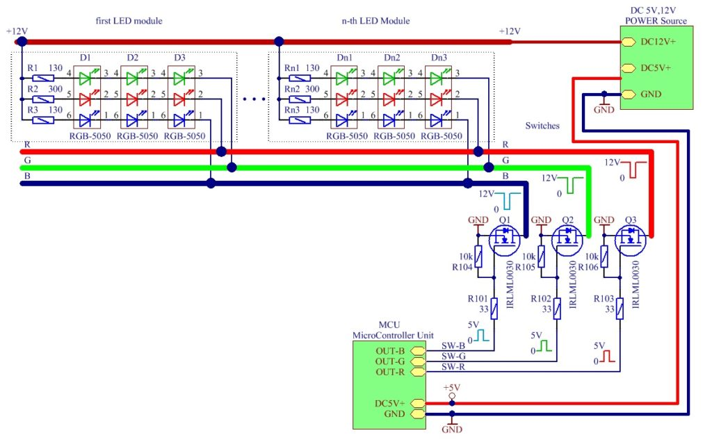 Led Strip Controller Schematic - Today Wiring Diagram on dmx led controller wiring diagram, led lamp wiring diagram, cree led wiring diagram, rgb led voltage, led dimmer wiring diagram, rgb led operation, rgb led circuit, rgb led engine, rgb led lighting, red led wiring diagram, 4 pin led wiring diagram, 12v led wiring diagram, rgb led transformer, rgb led datasheet, rgb led power supply, motorcycle led turn signal wiring diagram, rgb led common cathode, led bar wiring diagram, rgb led troubleshooting, led module wiring diagram,