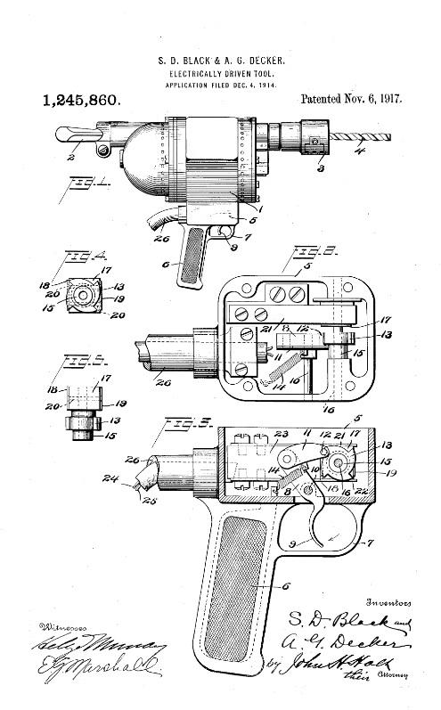 First Driller Machine-BandD-1-Hardware-Pro