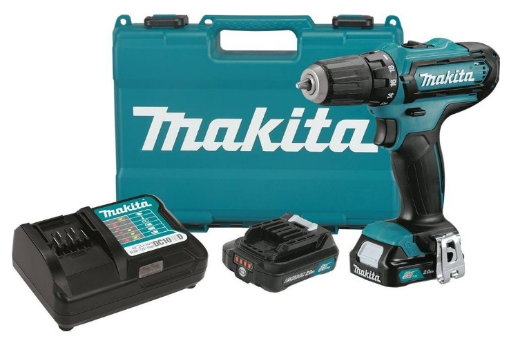 Makita -Battery Powered-Driller-6-Hardware-Pro
