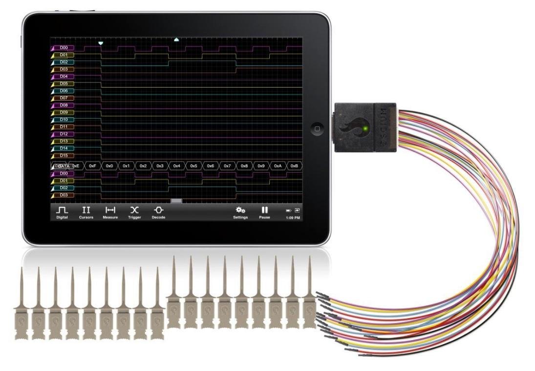 Oscium LogiScope-1-Hardware-Pro