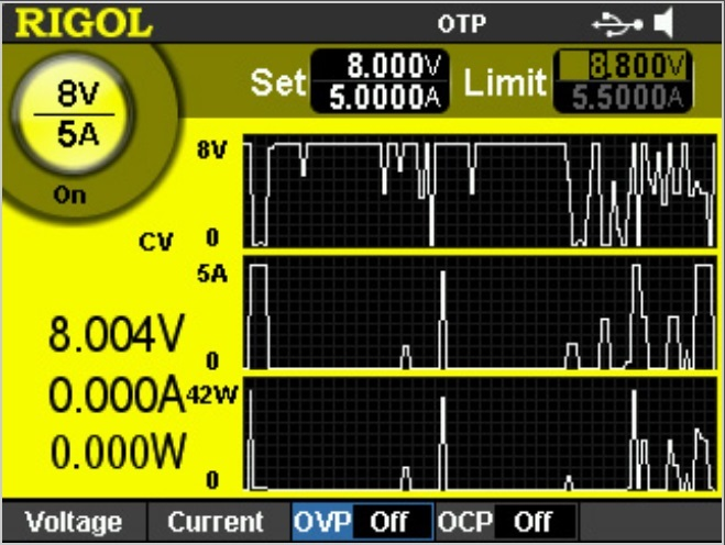 Rigol DP832A-3-Hardware-Pro