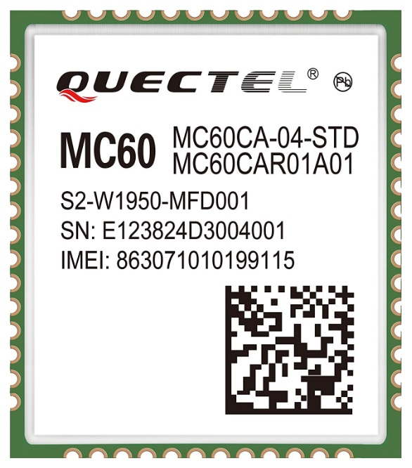 MC60 image