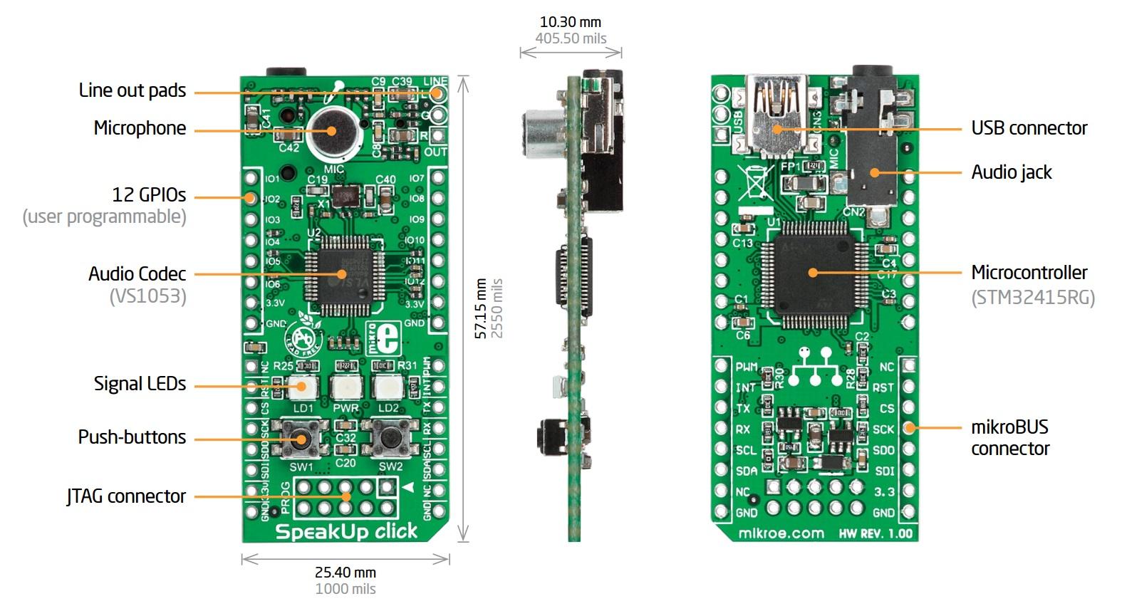 speakup-click-3-hardware-pro