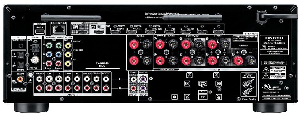 7 2ch AV Receivers: STRDN1060 Versus TX-NR646 | Hardware-Pro Com